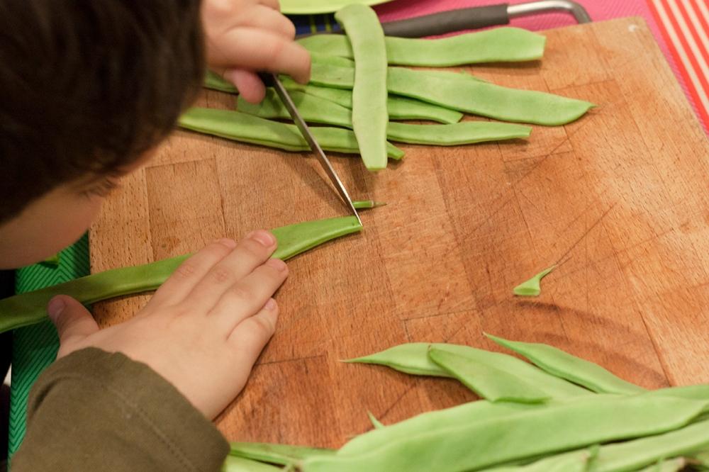 cortando vainas-1